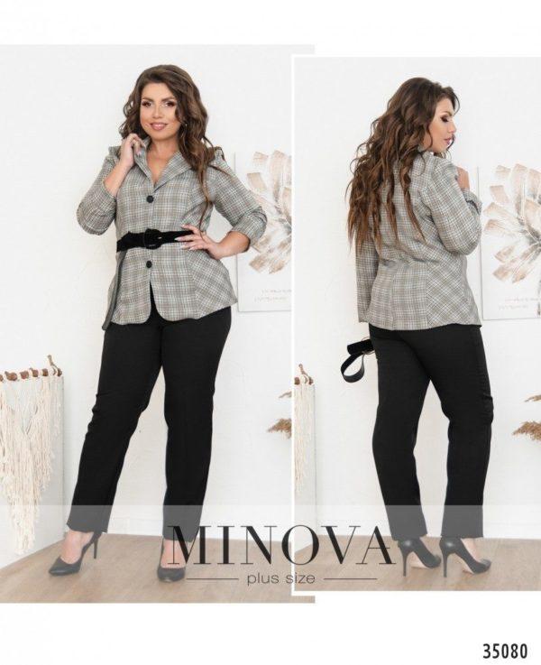 Черные брюки с женские