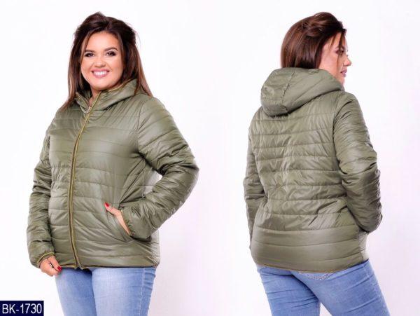 курточка на осень женская