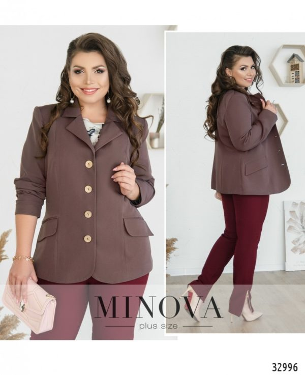 пиджак классика женский