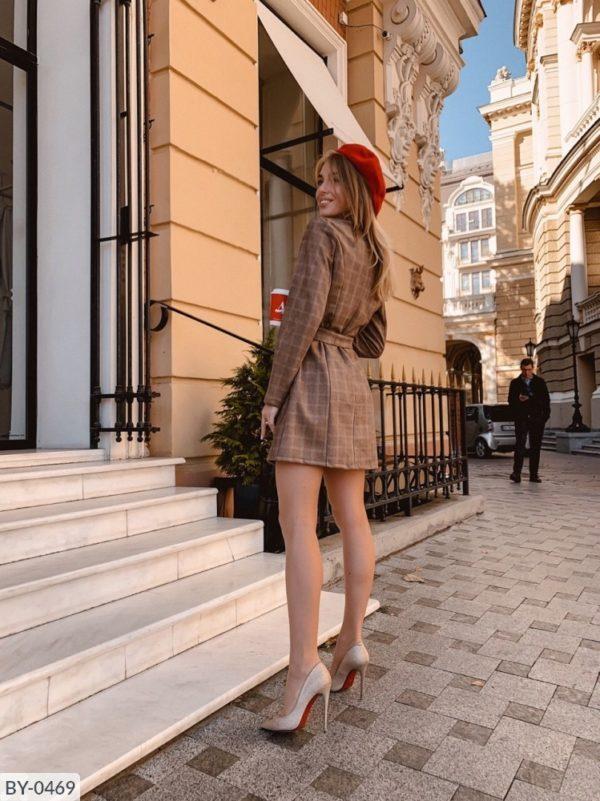 пиджак женский с поясом