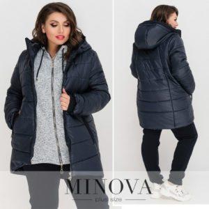 Теплая курточка женская