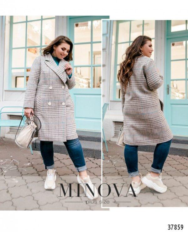 Стильное пальто женское