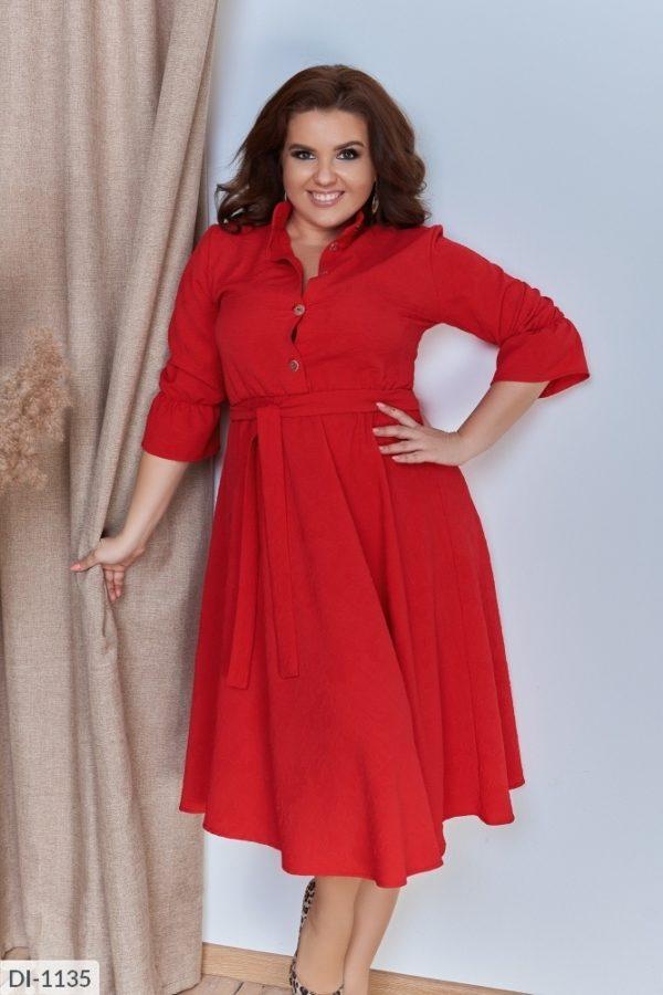 """""""Платье красного цвета"""""""